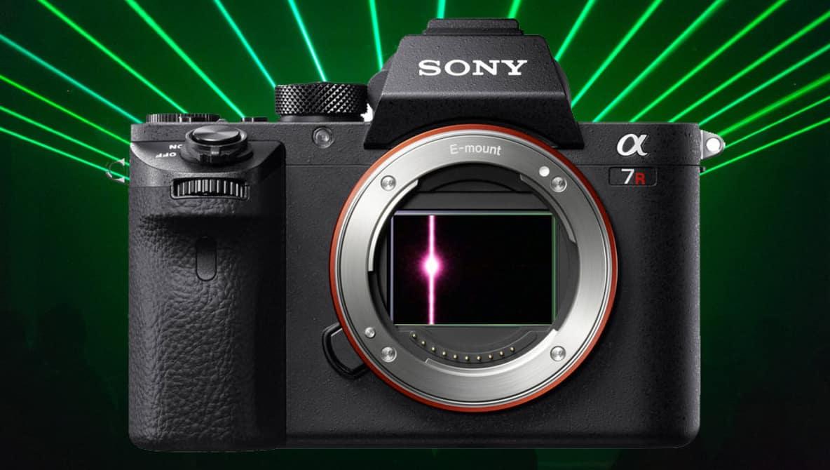 Kamerasensor ødelagt av selvkjørende bil
