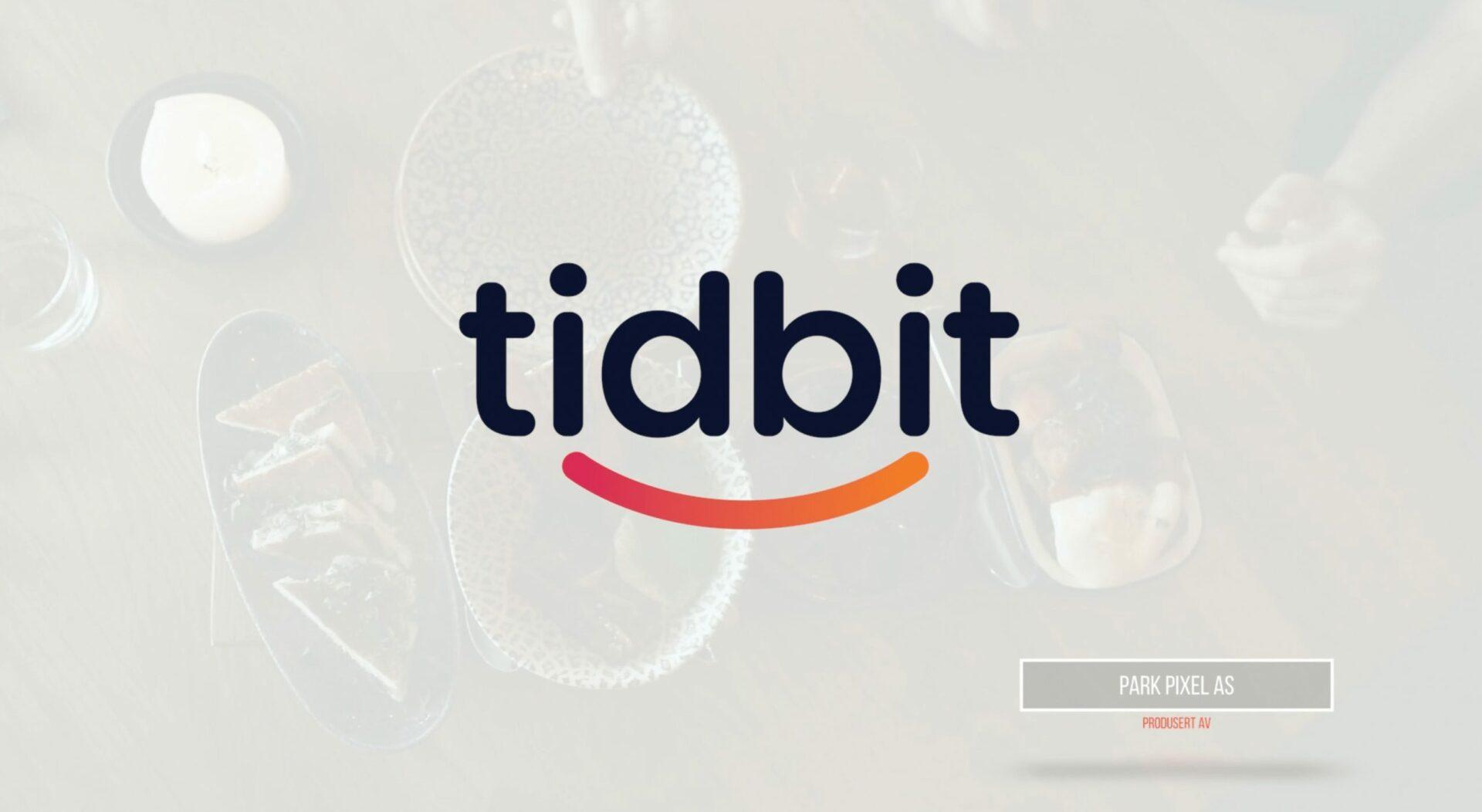 Reklame for Tidbit
