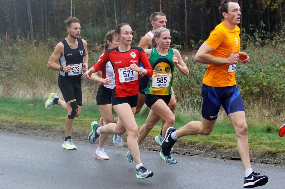 NM Halvmaraton