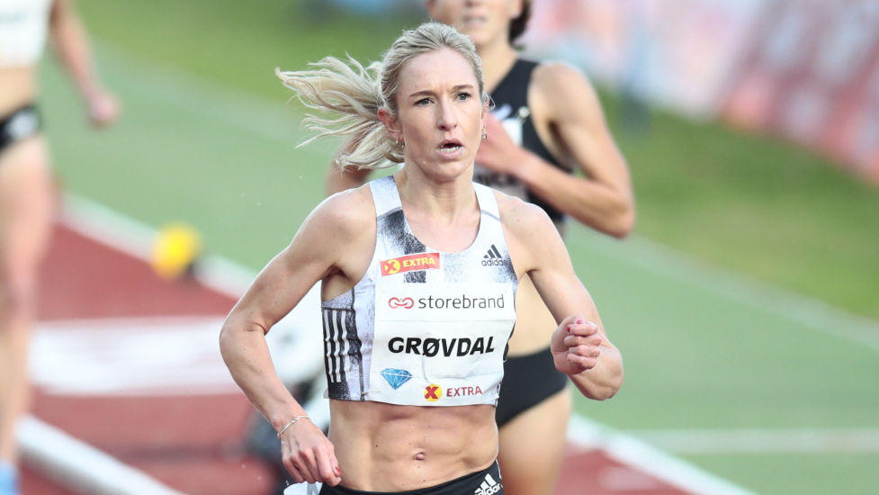 Norgesrekord 5km